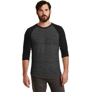Alternative® Men's Eco-Jersey™ Baseball T-Shirt