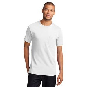 Port & Company® Men's Essential Tall Pocket T-Shirt