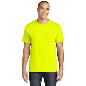 Gildan® Men's Heavy Cotton™ 100% Cotton Pocket T-Shirt