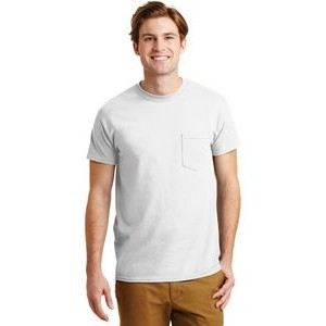 Gildan® Men's DryBlend® 50 Cotton/50 Poly Pocket T-Shirt