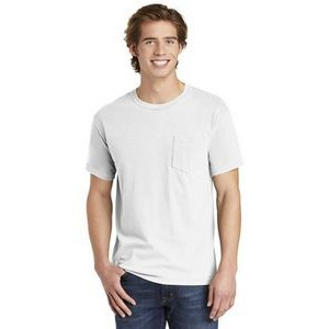 Comfort Colors® Men's Heavyweight Ring Spun Pocket Tee