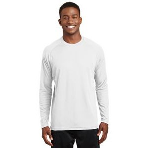 Sport-Tek® Men's Dry Zone® Long Sleeve Raglan T-Shirt