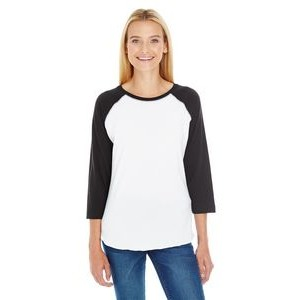 LAT Ladies'' Baseball T-Shirt