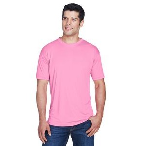 ULTRACLUB Men's Cool & Dry Sport Performance Interlock T-Shirt