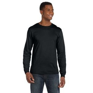 Anvil / Cotton Deluxe Adult Lightweight Long-Sleeve T-Shirt
