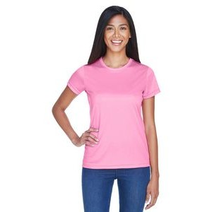 ULTRACLUB Ladies' Cool & Dry Sport Performance Interlock T-Shirt