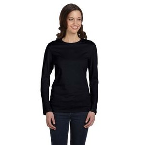 Color Image Apparel - Bella Ladies' Jersey Long-Sleeve T-Shirt