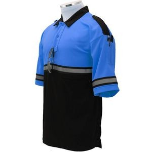 Two-Tone Bike Patrol Polo Shirt