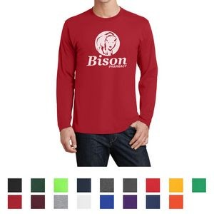 Port & Company® Long Sleeve Fan Favorite Tee