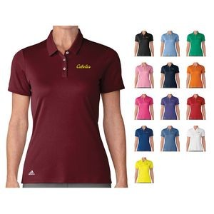 Adidas Performance SS Polo Ladies