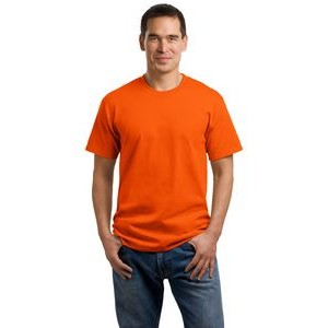 Port & Company® Men's Core Cotton Tee Shirt