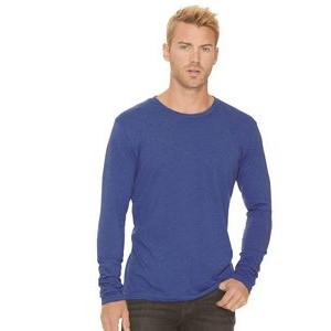 Next Level Triblend Long Sleeve Crew Neck T-Shirt