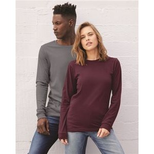 Bella+Canvas® Long Sleeve Jersey T-Shirt