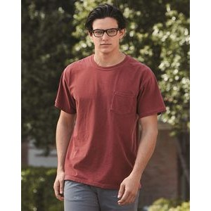 Comfort Colors® Garment Dyed Short Sleeve Pocket T-Shirt