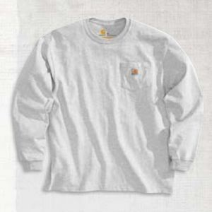 Carhartt Long-Sleeve Workwear T-Shirt