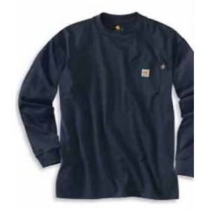 Men's Carhartt Force® FR Cotton Long Sleeve T-Shirt